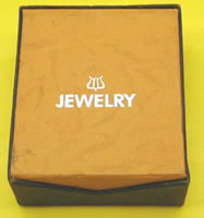 wholesale jewelry display and box
