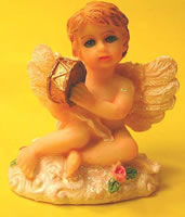 angel statuary decoration